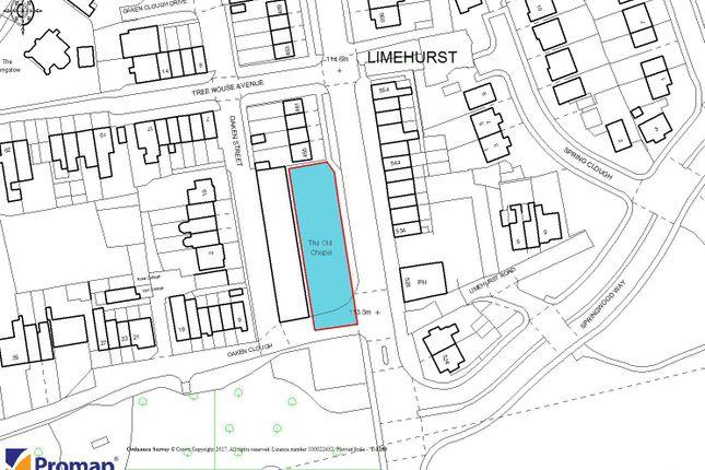Land for sale in Oaken Clough, Ashton-Under-Lyne