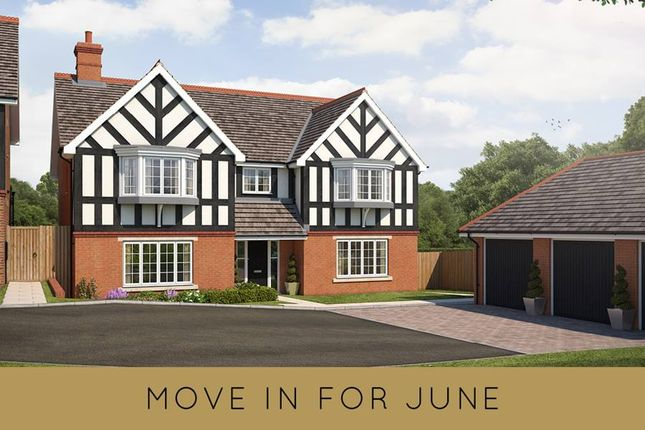 "Thumbnail Detached house for sale in ""Aspen House"" at Kendal End Road, Barnt Green, Birmingham"