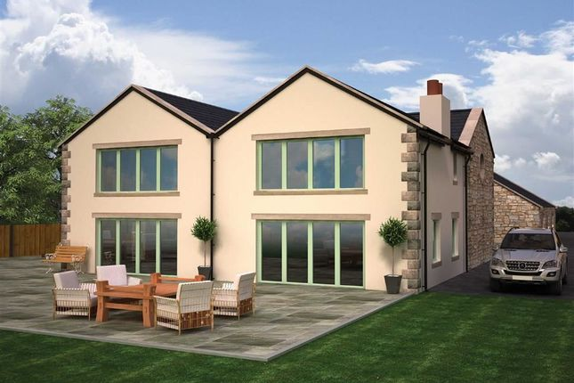 Thumbnail Detached house for sale in Mellor Brow, Mellor, Blackburn