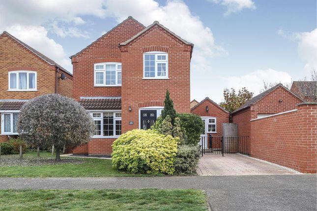 Thumbnail Detached house for sale in Philip Nurse Road, Dersingham, King's Lynn