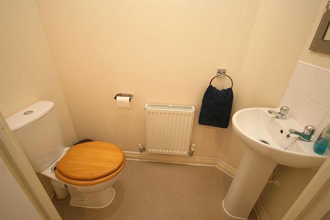 Cloakroom. of Campbell Lane, Pitstone, Bucks. LU7