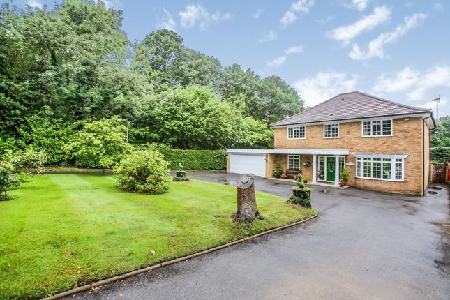 Thumbnail Detached house for sale in Kingswood Way, Selsdon, South Croydon