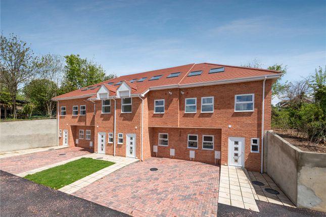 Thumbnail Terraced house for sale in Geoffrey Keen Road, Hivings Hill, Chesham, Buckinghamshire