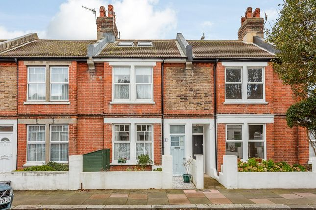 2 bed terraced house for sale in Bennett Road, Brighton