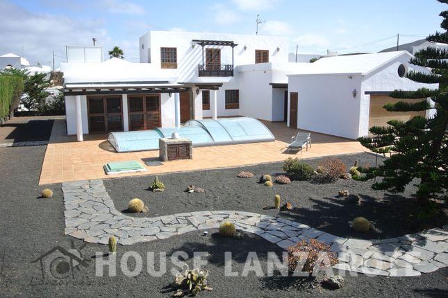 4 bed villa for sale in Conil, Tías, Lanzarote, Canary Islands, Spain