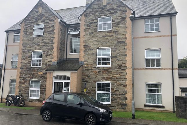 Thumbnail Flat to rent in Myrtles Court, Pillmere, Saltash