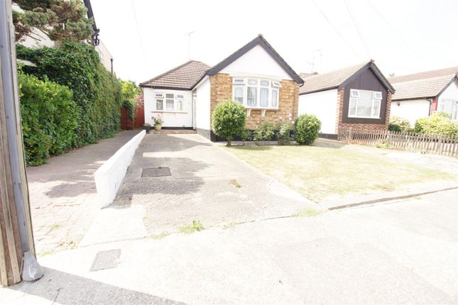 Thumbnail Detached bungalow for sale in Cedar Road, Benfleet