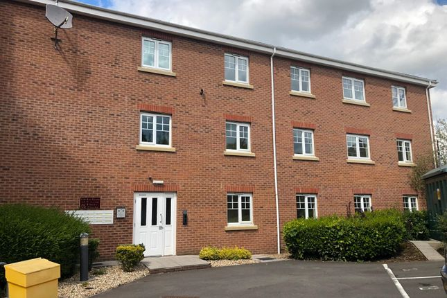 Thumbnail Flat for sale in Newbridge Road, Pontllanfraith, Blackwood