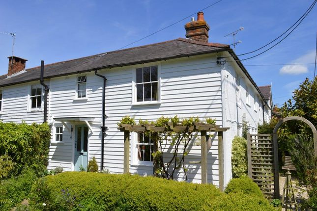 Thumbnail Cottage for sale in Three Leg Cross, Ticehurst