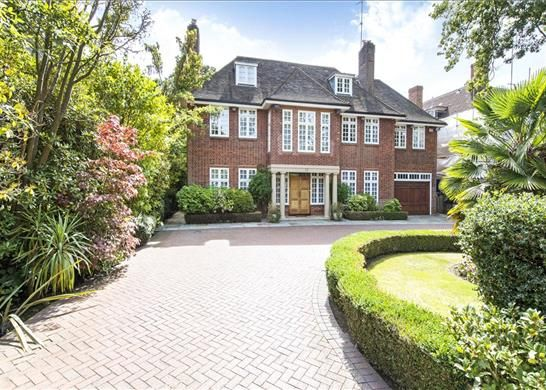 Thumbnail Detached house for sale in Ingram Avenue, Hampstead Garden Suburb