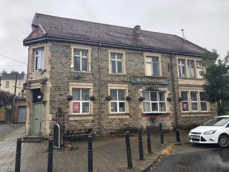 Thumbnail Hotel/guest house for sale in Caerau Road, Caerau, Maesteg