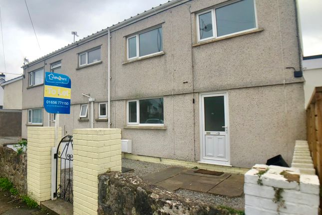 Thumbnail Terraced house to rent in New Road, Porthcawl