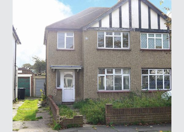 Thumbnail Semi-detached house for sale in 95 River Way, Nr Epsom, Surrey