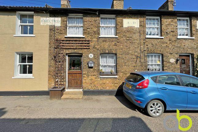 2 bed cottage for sale in Princess Margaret Road, East Tilbury Village, Tilbury RM18