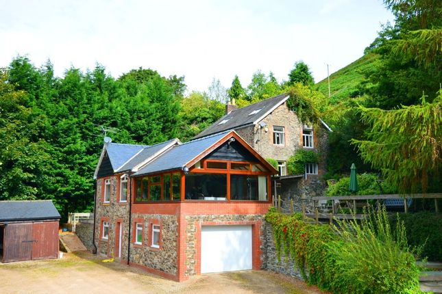 Thumbnail Detached house for sale in Moelfre, Oswestry