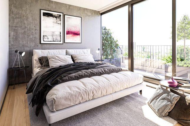 Bedroom of 3 Bedroom Apartments, Colour House, Bentley Road, London N1
