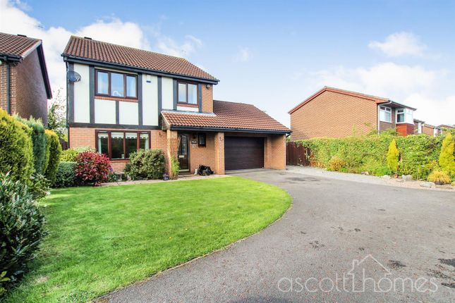 Thumbnail Property for sale in Castlemaine Close, Houghton Le Spring