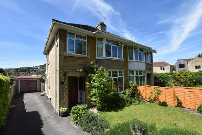 Thumbnail Semi-detached house for sale in Beckford Gardens, Bath, Somerset