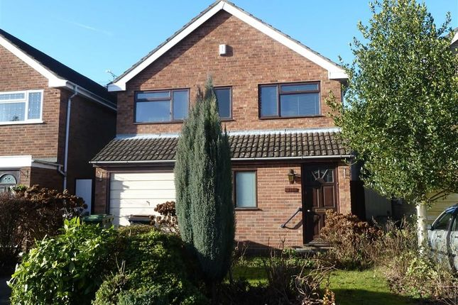 3 bed detached house for sale in Wentworth Drive, Whitestone, Nuneaton
