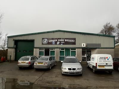 Thumbnail Light industrial to let in Unit 3, Grampound Road Industrial Estate, Grampound Road, Truro, Cornwall