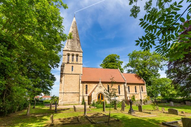 Thumbnail Detached house for sale in All Saints Church, Bar Croft Lane, Haywood, Doncaster, South Yorkshire
