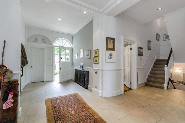 Thumbnail End terrace house for sale in Addison Bridge Place, West Kensington