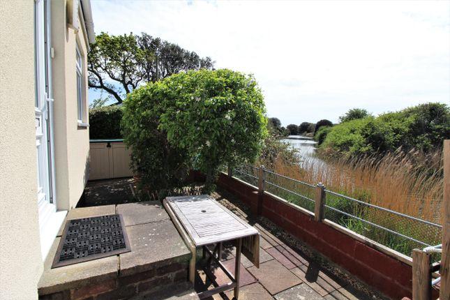 Mobile/park home for sale in Stokes Bay Mobile Home Park, Stokes Bay Road, Gosport