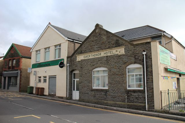 Thumbnail Pub/bar for sale in Bargoed, Mid Glamorgan