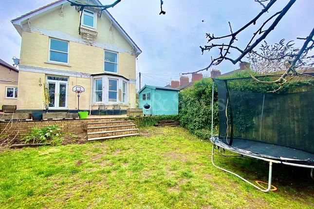 Thumbnail Semi-detached house for sale in Windsor Terrace, Newport