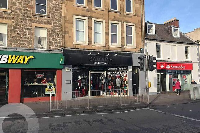 Thumbnail Retail premises to let in High Street, Musselburgh