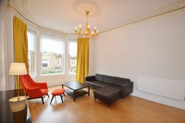 Thumbnail Flat to rent in Garthland Drive, Dennistoun, Glasgow, Lanarkshire