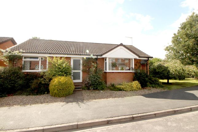 Thumbnail Detached bungalow for sale in Beech View, Cranswick, Driffield