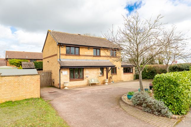 Thumbnail Detached house for sale in Thompson Drive, Caversfield, Bicester