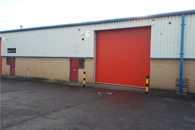 Thumbnail Light industrial to let in Unit 6, Young Street Industrial Estate, Young Street, Bradford