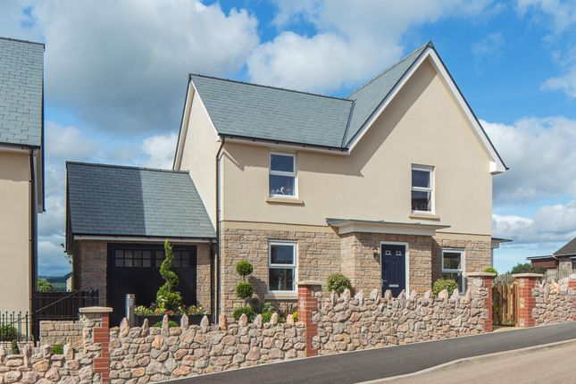 "Thumbnail Detached house for sale in ""Lincoln"" at Windsor Avenue, Newton Abbot"