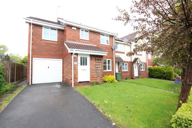 3 bed semi-detached house to rent in Cartwright Avenue, Warndon Villages, Worcester WR4
