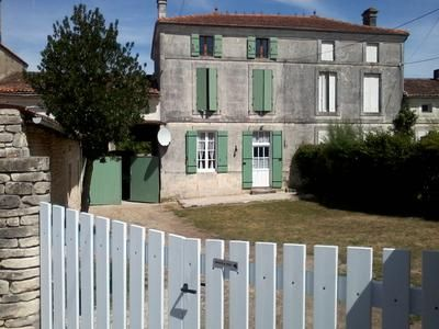 Thumbnail Property for sale in Haimps, Charente-Maritime, France