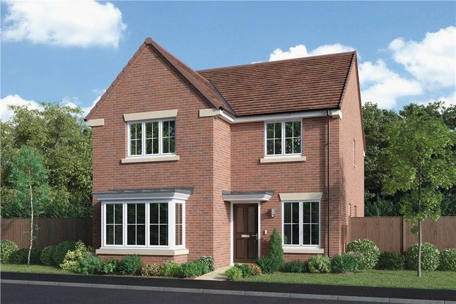 """Thumbnail Detached house for sale in """"Oakwood"""" at Olympus Avenue, Tachbrook Park, Warwick"""