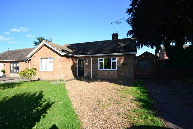 Thumbnail Detached bungalow to rent in Tanners Lane, Soham, Ely