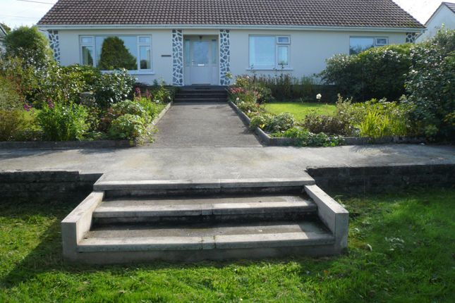 Thumbnail Bungalow for sale in Park Lane, Camborne