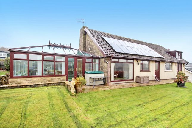 Thumbnail Detached bungalow for sale in Booth Road, Stacksteads, Bacup
