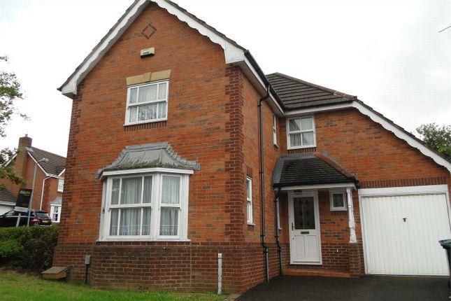 Thumbnail Detached house to rent in Gateside Close, Pontprennau, Cardiff, South Glamorgan