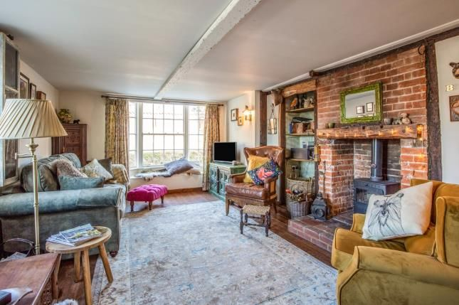 Living Room of West Church Street, Kenninghall, Norwich NR16