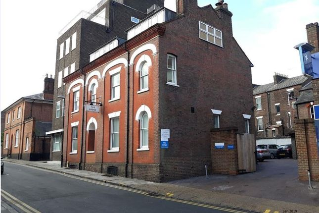 Thumbnail Office for sale in The Lodge, George Street West, Luton, Bedfordshire
