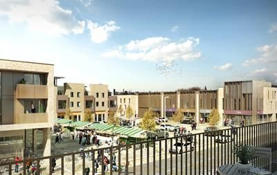 Thumbnail Retail premises to let in The Square At Brooklands, Unit 3, Fen Street, Brooklands, Milton Keynes