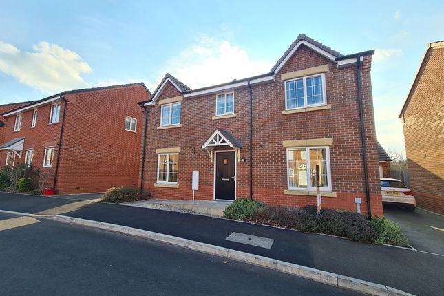 Thumbnail Detached house for sale in Banks Road, Badsey