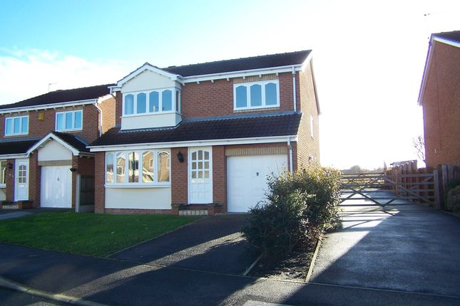 Thumbnail Detached house to rent in Kingfisher Close, Durkar, Wakefield