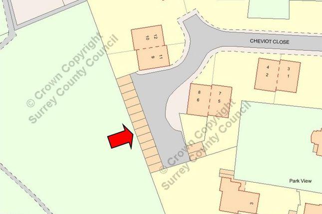 Parking/garage for sale in Cheviot Close, Banstead