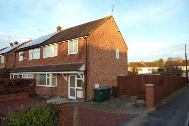Thumbnail Semi-detached house to rent in Brinklow Road, Binley, Coventry