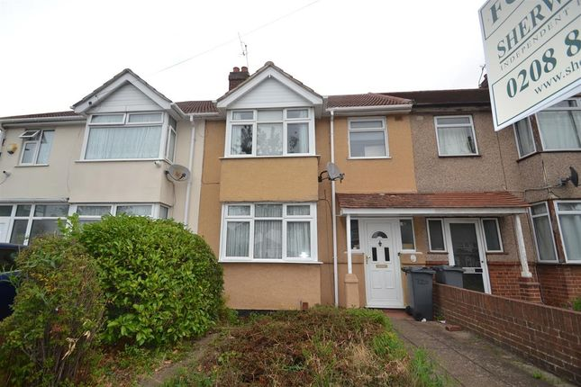 Thumbnail Terraced house for sale in Bedfont Lane, Feltham